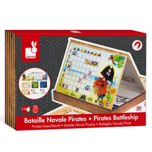 Janod Magnetic Pirate Battleships