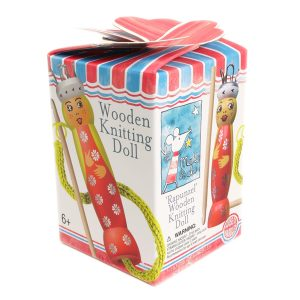 House Of Marbles Rapunzel Knitting Doll