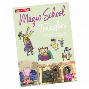 Scribble Down Transfers – School of Magic