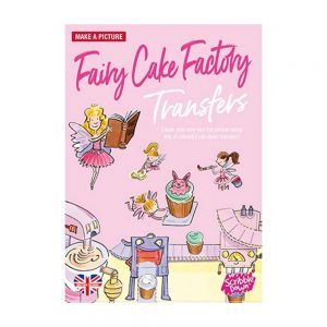 Scribble Down Transfers – Fairy Cake Factory
