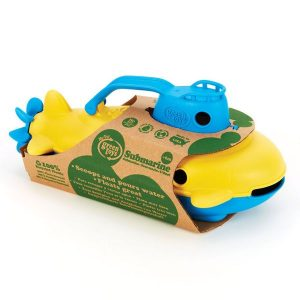 Green Toys Submarine (Blue Handle)