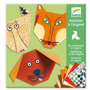 Djeco Introduction to Origami Animals