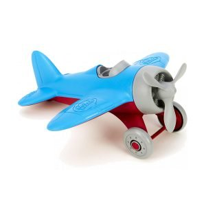 Green Toys Airplane Blue Wings