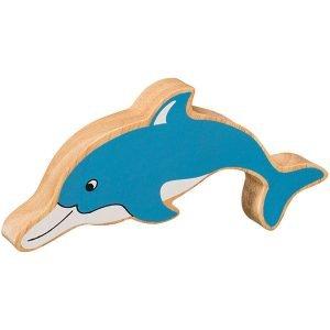 Lanka Kade Wooden Animals – Dolphin
