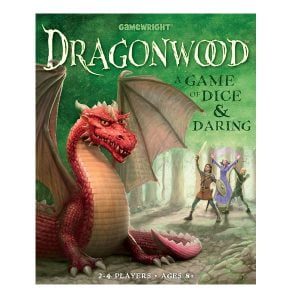 Gamewright Dragonwood Game