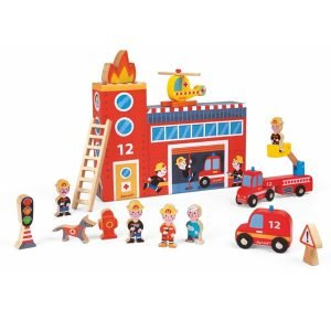 Janod Storybox Firefighters