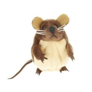 The Puppet Company Brown Mouse Finger Puppet