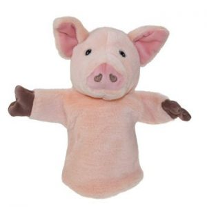 The Puppet Company Pig Short Sleeved Puppet