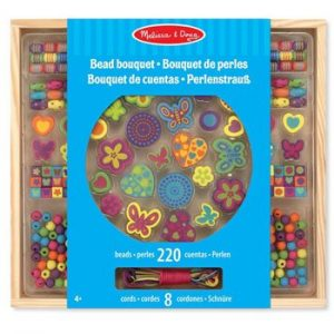 Melissa and Doug Bead Bouquet Set