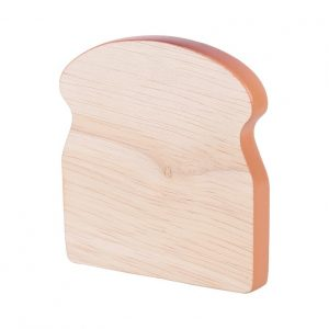 Bigjigs Wooden Toast Play Food