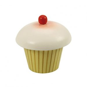 Bigjigs Wooden Cupcake Play Food
