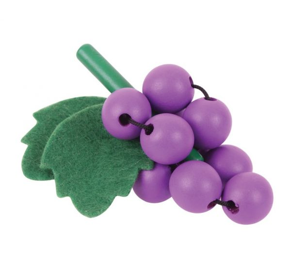 Bigjigs-Wooden-Bunch-of-Grapes-Play-Food-MrWolf