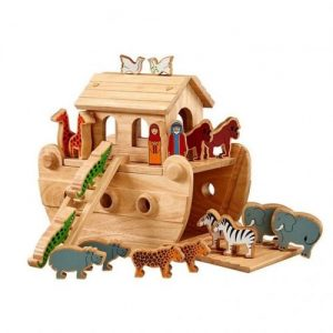 Lanka Kade Junior Natural Noah's Ark