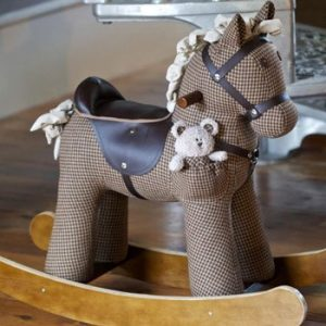 Little Bird Told Me – Chester & Fred Rocking Horse