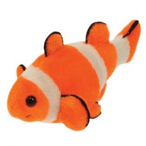 The Puppet Company Clown Fish Finger Puppet