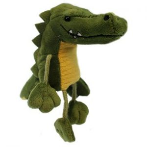 The Puppet Company Crocodile Finger Puppet