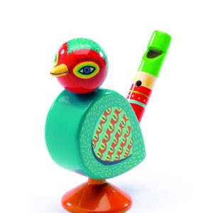 Djeco Animambo Wooden Bird Whistle