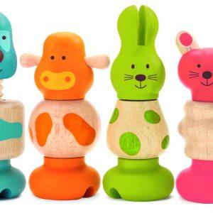 Djeco Vis Animo Screw Toy