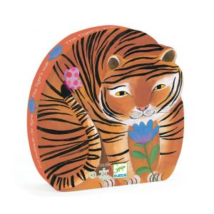 Djeco The Tiger's Walk Jigsaw Puzzle