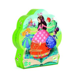 Djeco Sleeping Beauty Jigsaw Puzzle