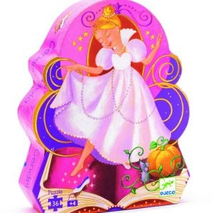 Djeco Cinderella Jigsaw Puzzle
