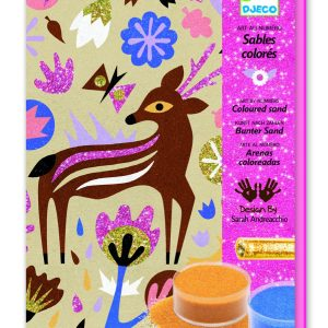Djeco Coloured Sands Woodland Wonderland