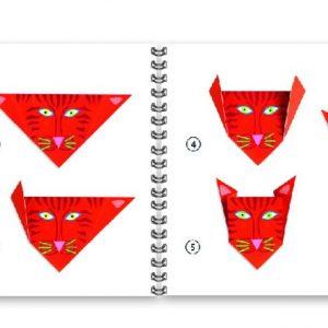 Djeco Introduction to Origami Animals