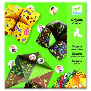 Djeco Fortune Teller Origami Animal