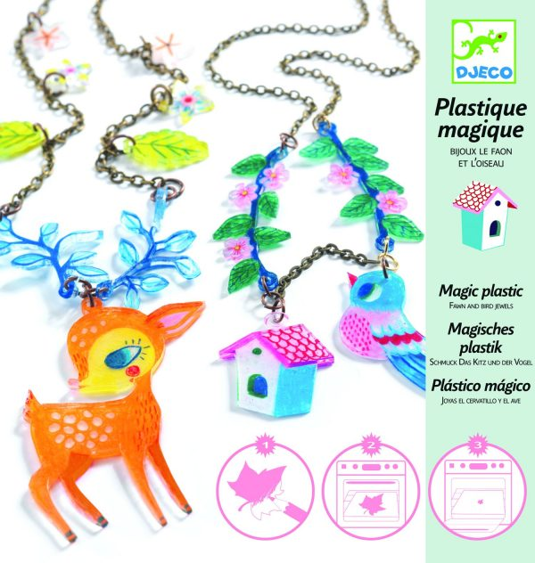 Djeco Magic the Fawn and the Bird