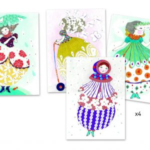Djeco Foil Pictures – So Pretty