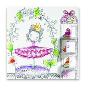 Djeco Colouring Surprise – Pupi's Little Doors