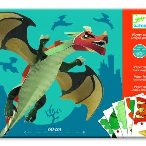 Djeco Folding Paper Giant Dragon