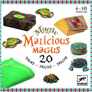 Djeco Magic Set – Malicious Magus
