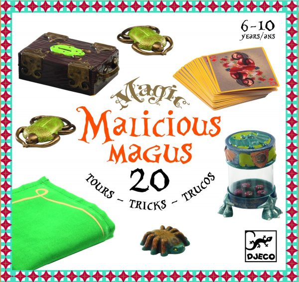 malicious magus magic set