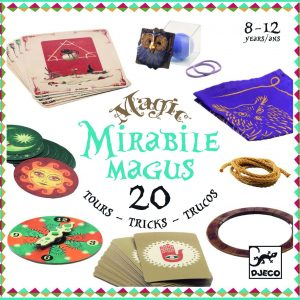 Djeco Magic Set – Mirabile Magus