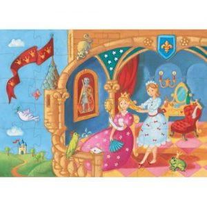 Djeco The Princess & The Frog Jigsaw Puzzle