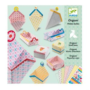 Djeco Origami Small Boxes