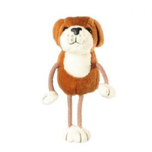 The Puppet Company Dog Finger Puppet