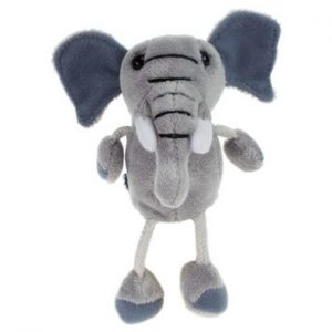 The Puppet Company Elephant Finger Puppet