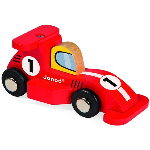 formula 1 car red