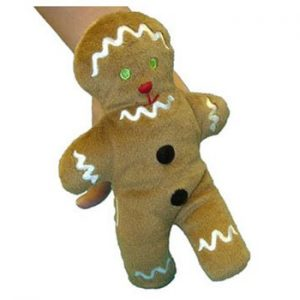 The Puppet Company Gingerbread Man Walking Puppet