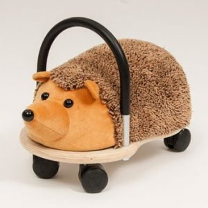 Wheely Bug Hedgehog Plush Ride On