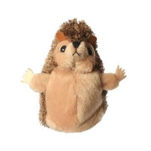 The Puppet Company Hedgehog Finger Puppet