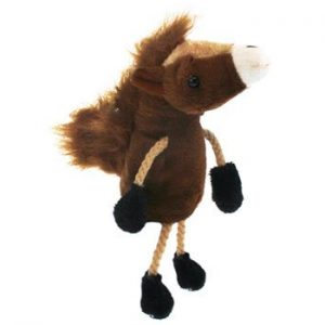 The Puppet Company Horse Finger Puppet