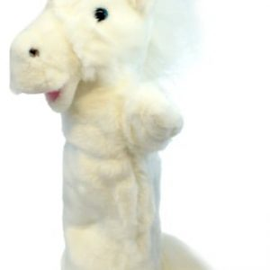 The Puppet Company Unicorn Long Sleeved Puppet