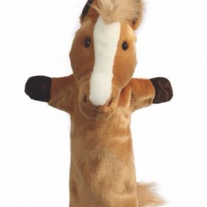 The Puppet Company Horse Long Sleeved Puppet