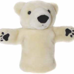 The Puppet Company Polar Bear Short Sleeved Puppet