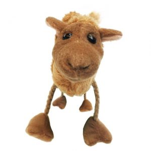 The Puppet Company Camel Finger Puppet