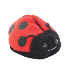 The Puppet Company Ladybird Finger Puppet