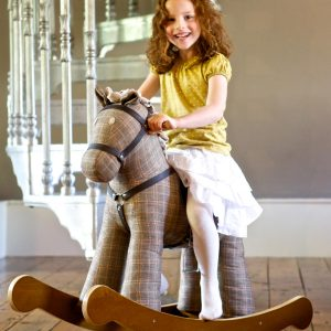 Little Bird Told Me – Jasper Rocking Horse